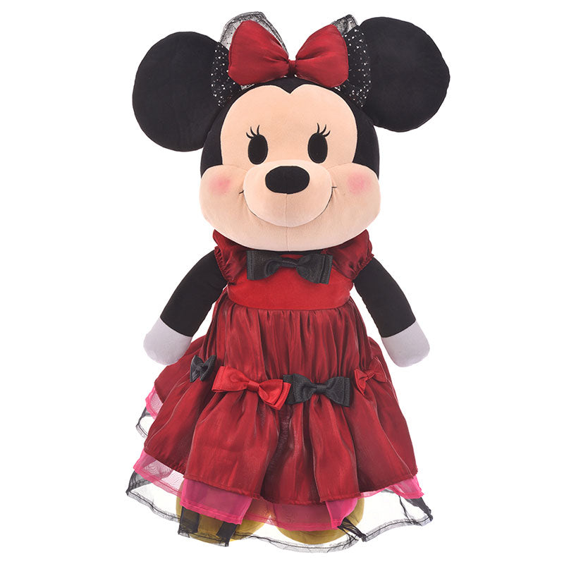 Costume for BIG Plush nuiMOs Doll Dress Red 1st Anniversary Disney Store Japan