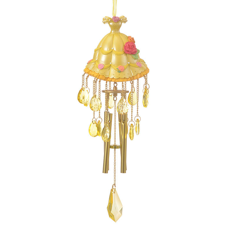 Belle Wind Chime Princess Party Disney Store Japan Beauty and the Beast