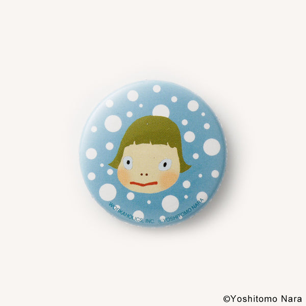 Yoshitomo Nara Can Badge 5pc Set Japan Artist
