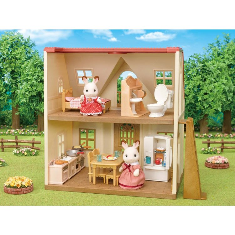 Sylvanian Families First Fun Furniture Set Se-203 EPOCH Japan