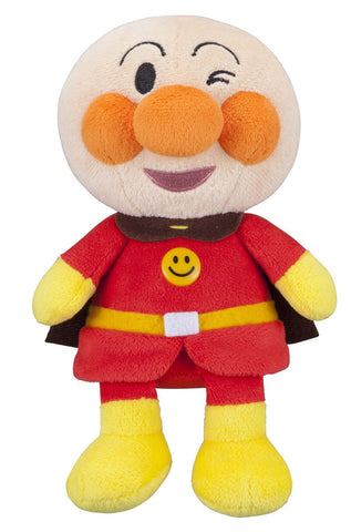 Anpanman Wink Purichi Beans S Plus Plush Doll Anpanman Japan