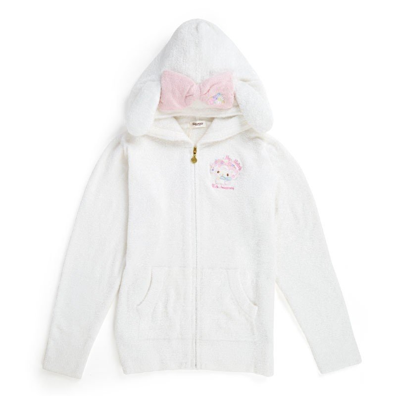 My Melody Color Hoodie Ear 45th Sanrio Japan Women M-L Size