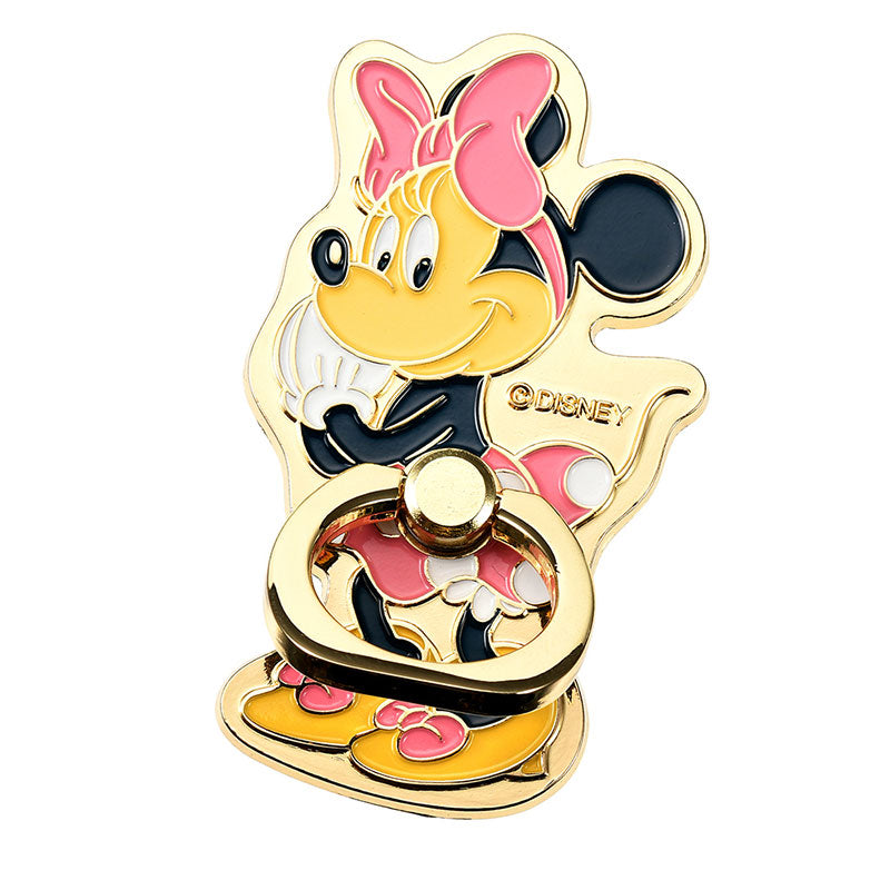 Minnie Smartphone Ring nostalgic Disney Store Japan