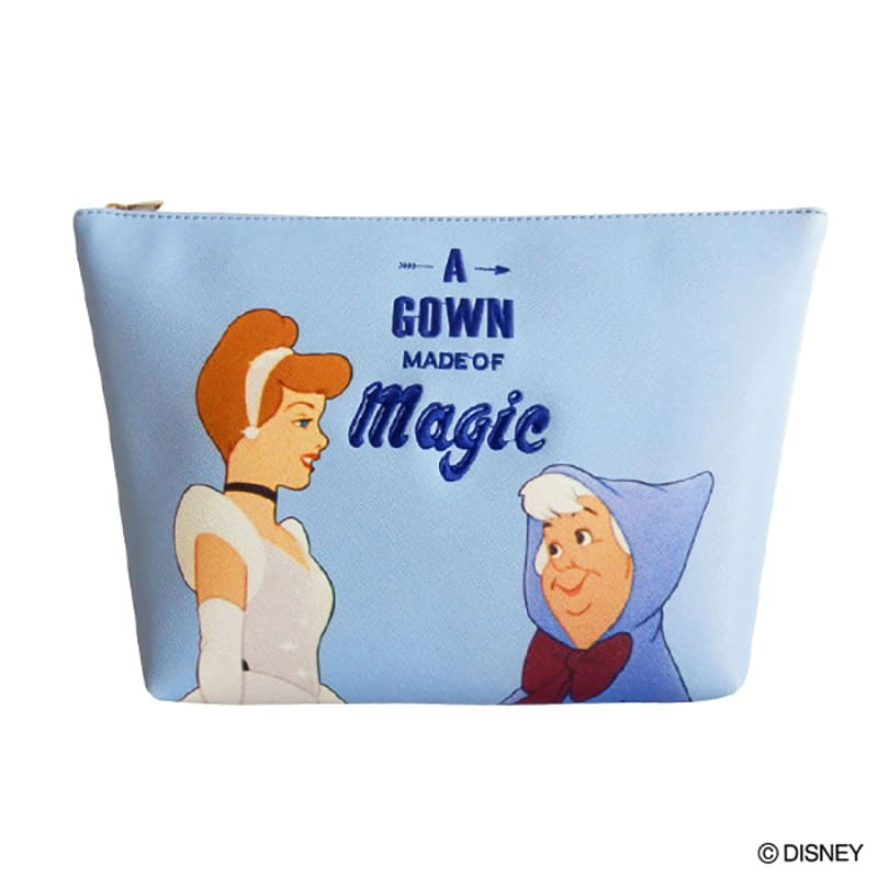 Cinderella Pouch Moment ACCOMMODE Disney Store Japan