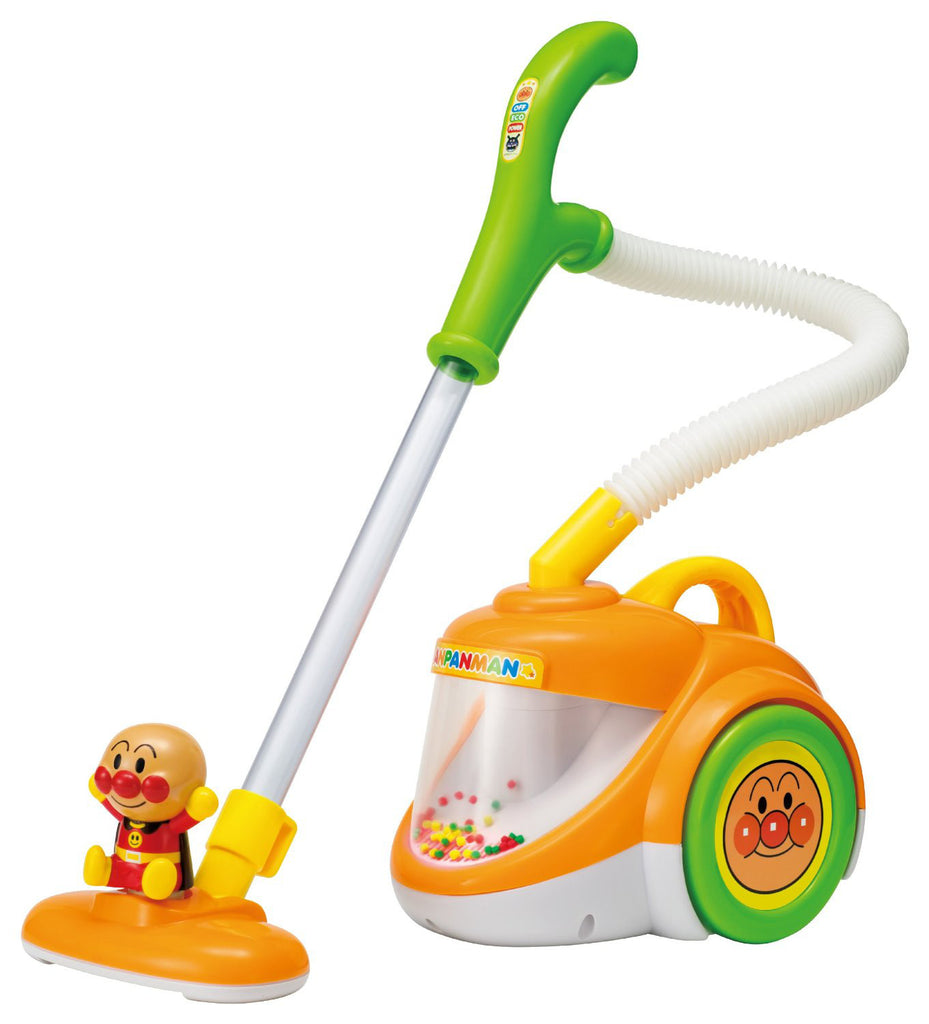 Toy Vacuum Cleaner Anpanman Japan