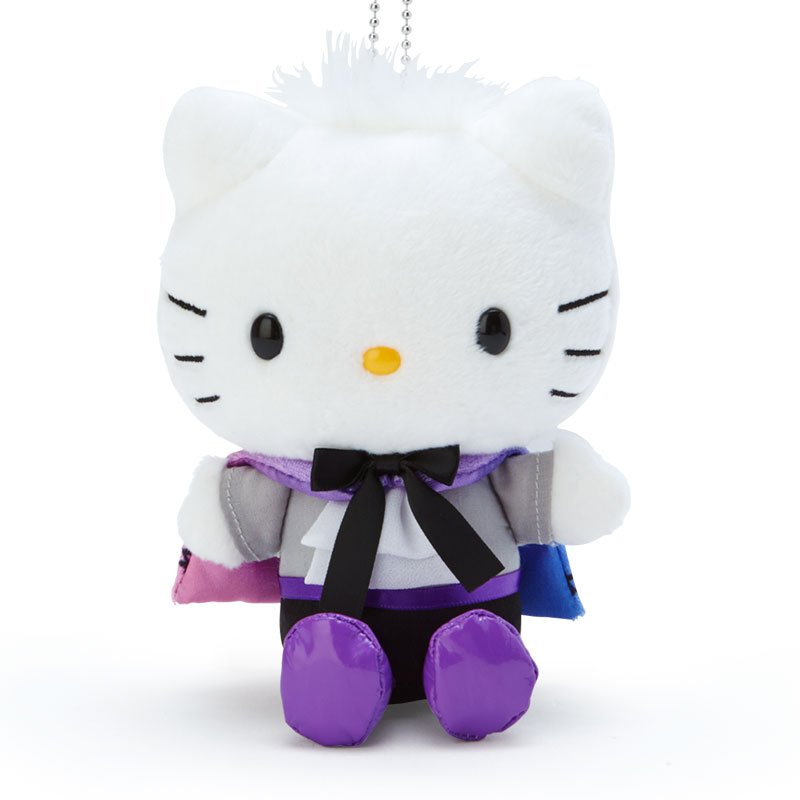 Dear Daniel Plush Mascot Holder Keychain Sanrio Japan Halloween 2020 Hello Kitty