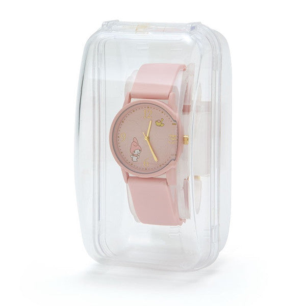 My Melody Silicone Watch Forest Sanrio Japan
