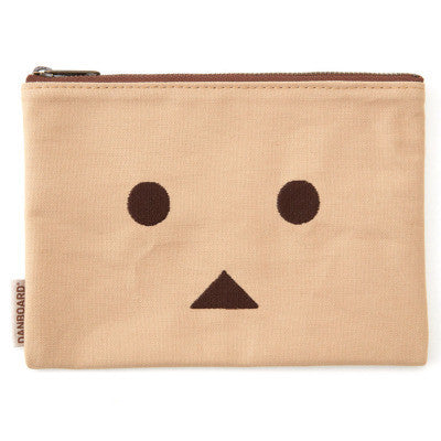 Danbo Pen Case Pencil Pouch Face Yotsuba&! Japan
