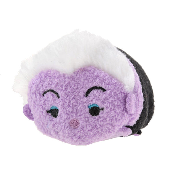 Ursula / Vanessa Mini (S) TSUM TSUM Plush Little Mermaid Ariel Disney Japan