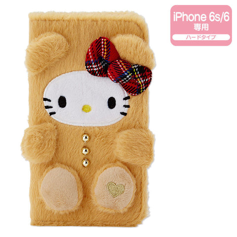 Hello Kitty iPhone 6 6s Case Cover Plush Tail Sanrio Japan