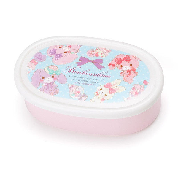 Bonbonribbon Lunch Box Bento 3pcs Set Party Sanrio Japan