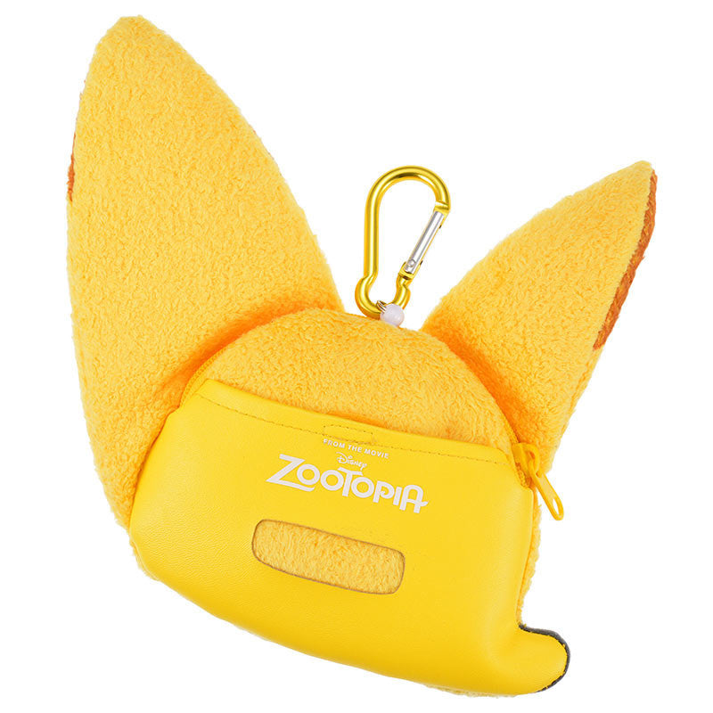 Zootopia Finnick ID Card Pass Case Pouch Disney Store Japan