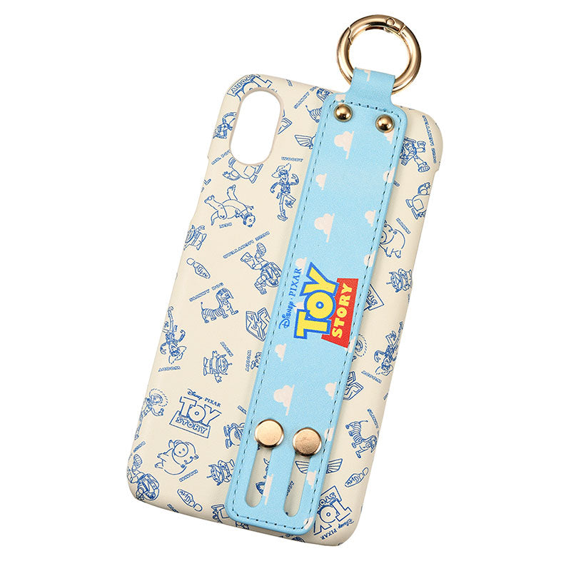 Toy Story iPhone X / XS Hard Case w/ Handle Cloud Disney Store Japan