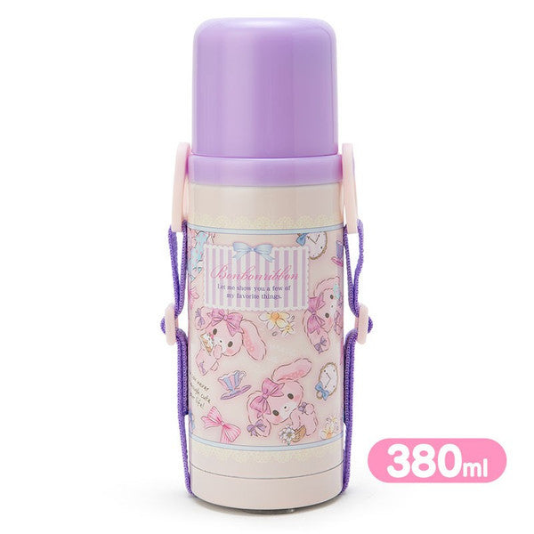 Bonbonribbon Stainless Bottle Tumbler S Cake 380ml Sanrio Japan