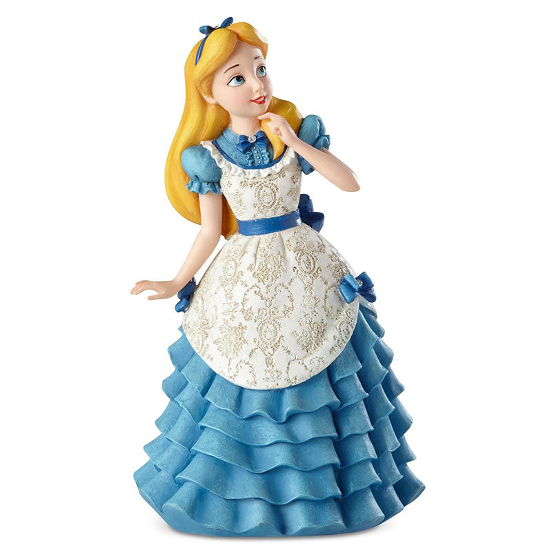 Alice in Wonderland Figure enesco SHOWCASE Disney Store Japan