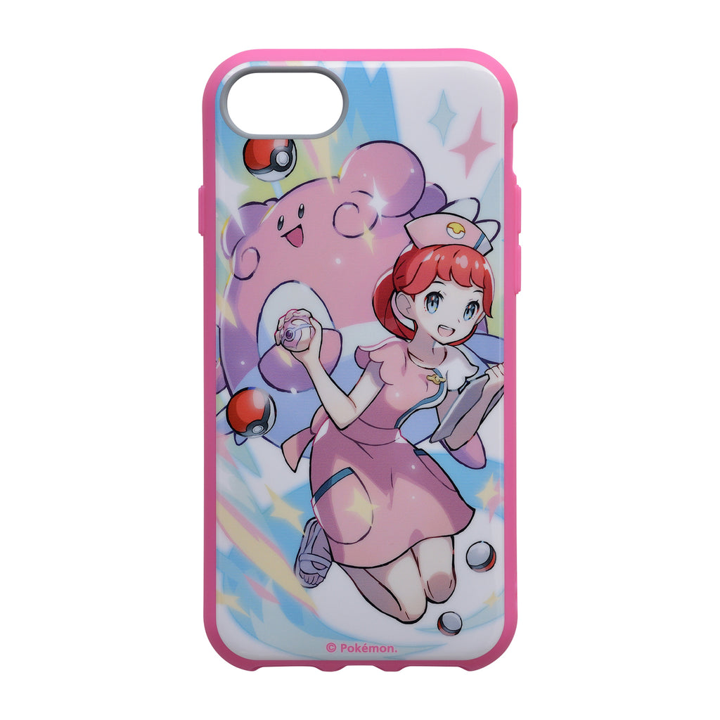 Lady & Blissey Happinas iPhone 6 6s 7 8 Case Cover IIIIfi+ Pokemon Center Japan