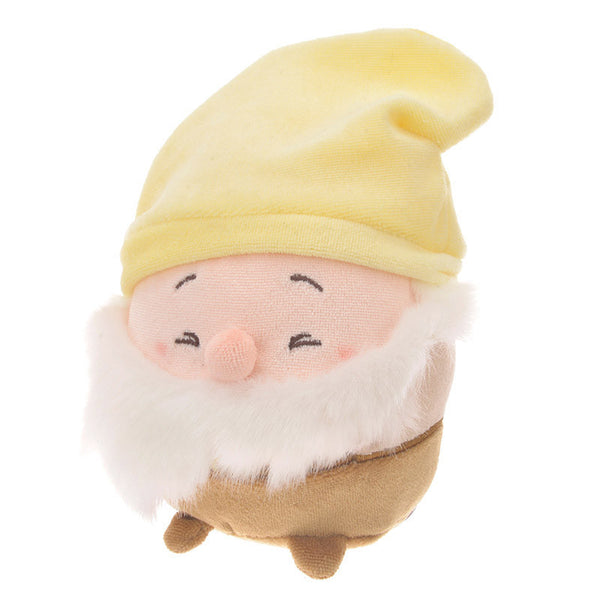 Sneezy Plush Doll mini S ufufy Disney Store Japan Snow White