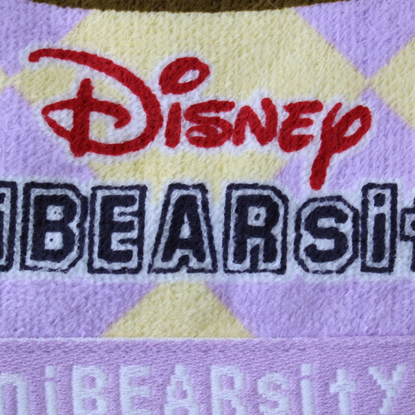 UniBEARsity Disney Store Japan Whip & Puffy Towel Set VIP