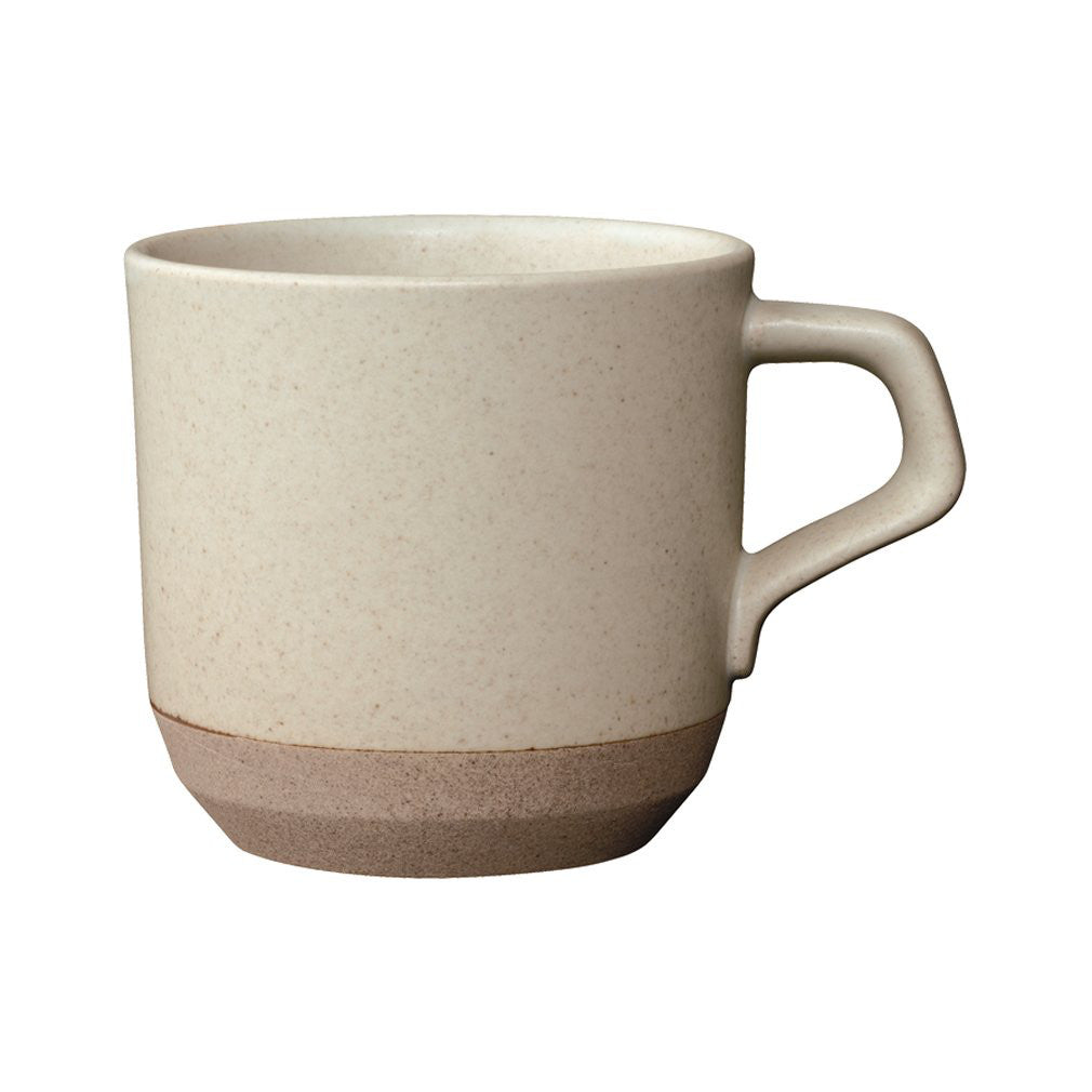 CERAMIC LAB Small Mug Cup CLK-151 300ml Beige KINTO Japan 29514