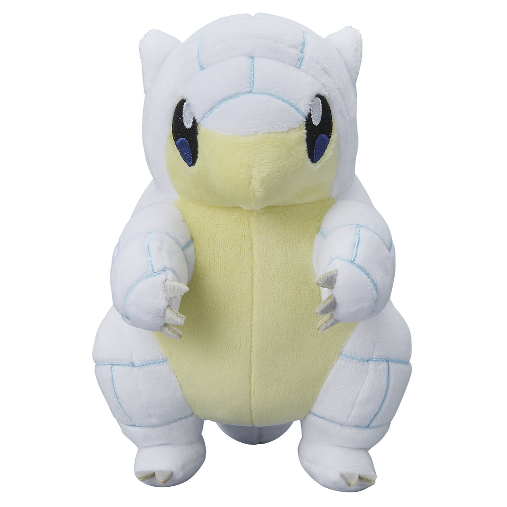 Alolan Sandshrew Plush Doll Sun & Moon Pokemon Center Japan Original