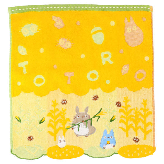 My Neighbor Totoro Hand Towel Corn Studio Ghibli Japan