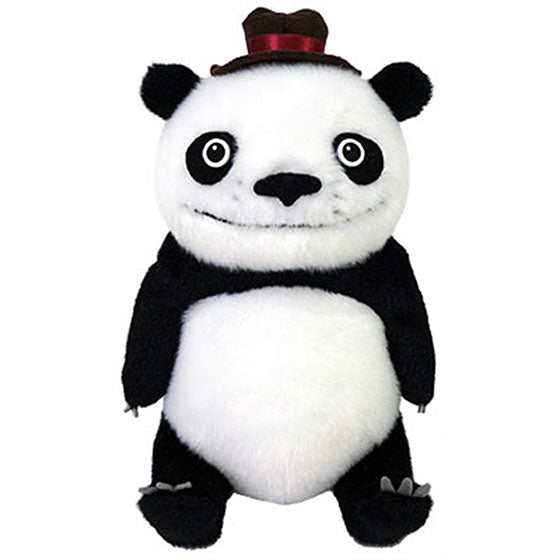Panda! Go, Panda! Papa Panda Fluffy Plush Doll Studio Ghibli Japan