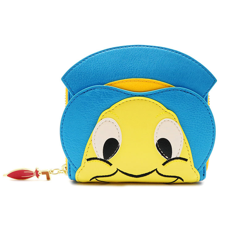 Jiminy Cricket Card Case Loungefly Disney Store Japan Pinocchio