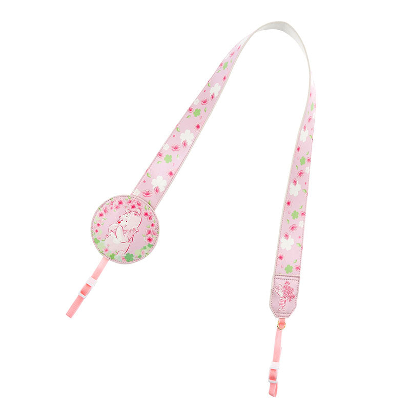 Winnie the Pooh & Piglet Camera Strap Sakura 2020 Disney Store Japan