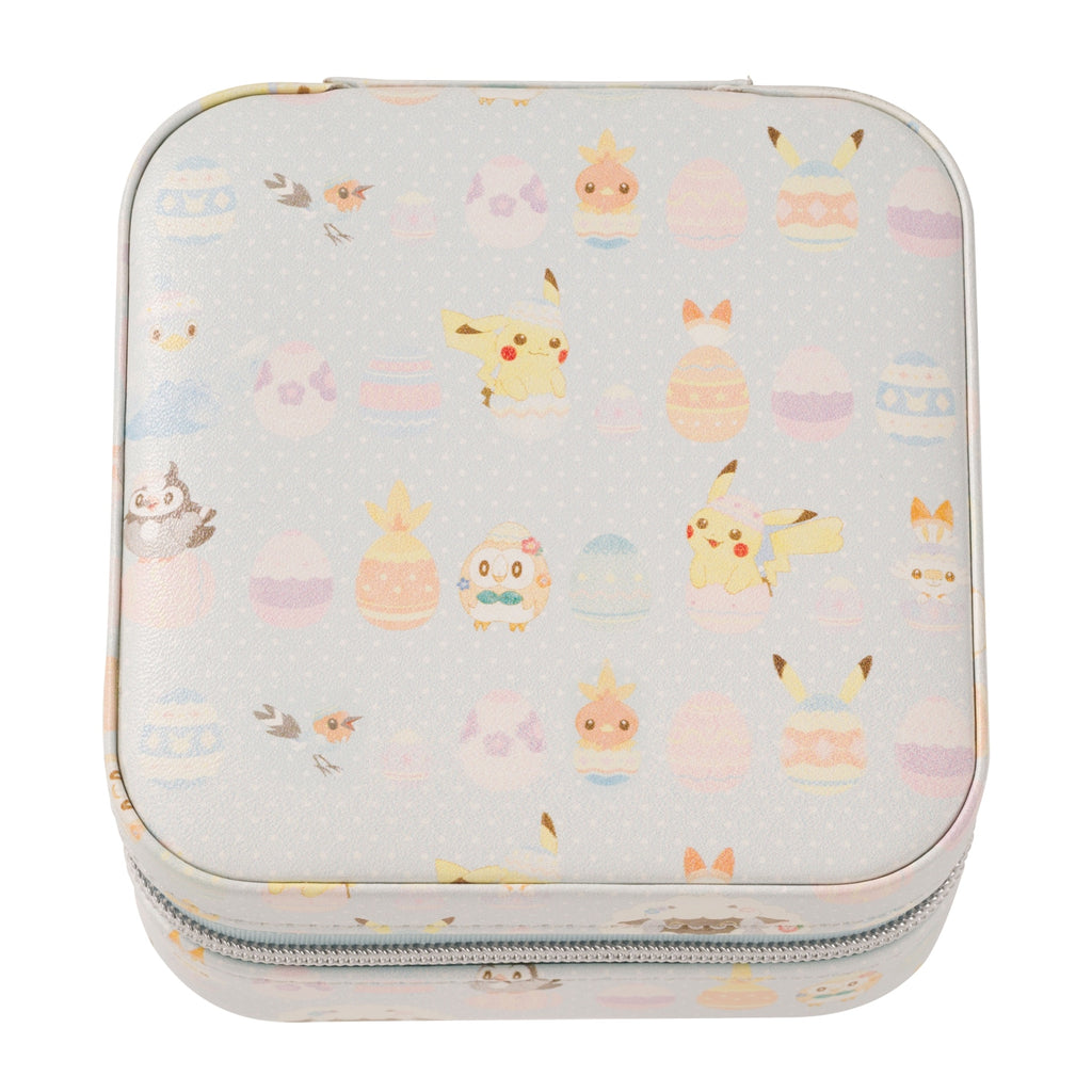 Pikachu Accessory Case Happy Easter Basket Pokemon Center 2021 Japan