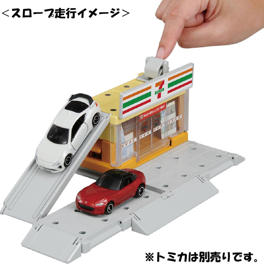 Tomica Town Build City Seven Eleven 7-11 Takara Tomy