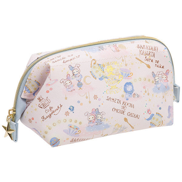 Sentimental Circus Pouch Shappo and Spica Cafe Twins Star San-X Japan