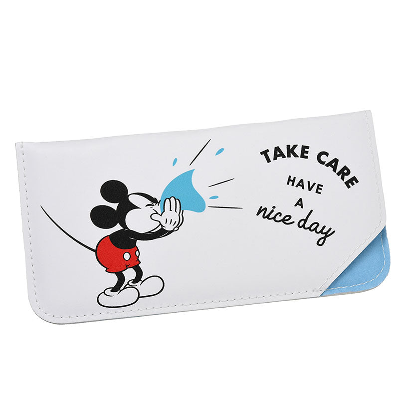 Mickey Glasses Case KAFUN 2020 Pollen Disney Store Japan