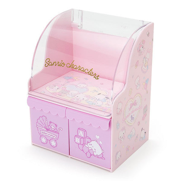 Sanrio Characters Plastic Chest Baby Sanrio Japan