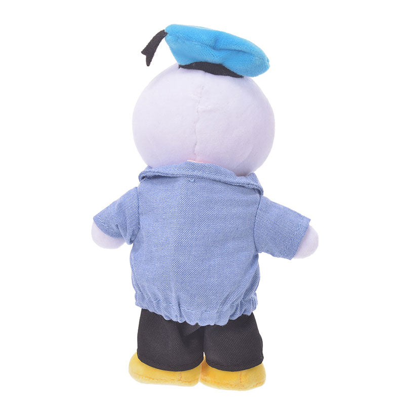 Costume for Plush nuiMOs Doll Blouson Set Dungaree Boy Disney Store Japan