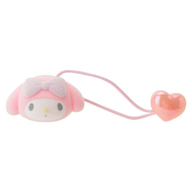 6454d0cfe My Melody Frocky Mascot Ponytail Holder Sanrio Japan Hair Holder