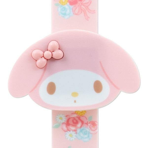 My Melody Digital Silicone Watch Face Sanrio Japan
