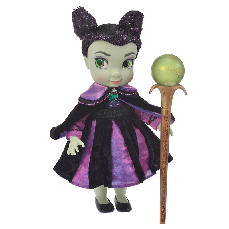 Animators Collection Doll Maleficent Set Special Disney Store Japan