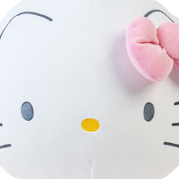 Hello Kitty Cushion Round Soft Sanrio Japan