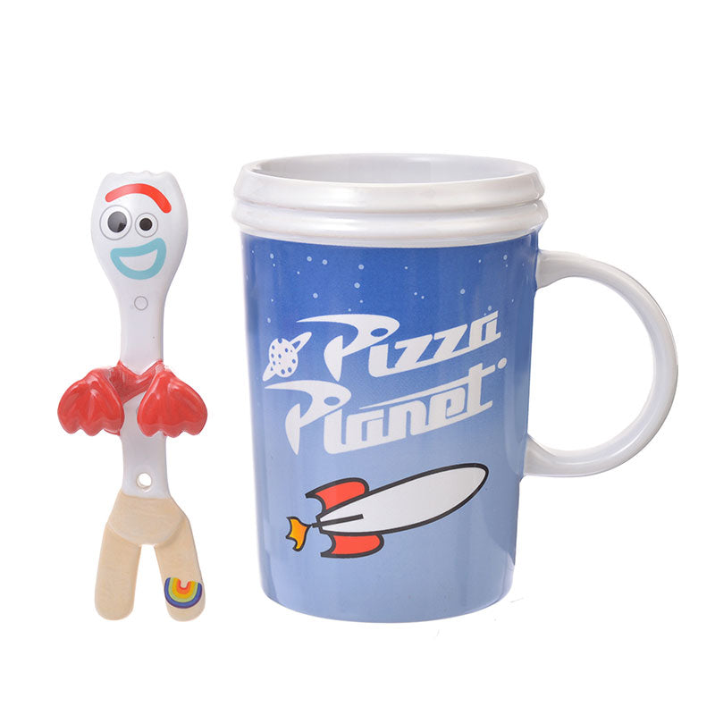 2019 Story Toy Forky Cup Japan 4 Mug Disney Store KJc1FT3l