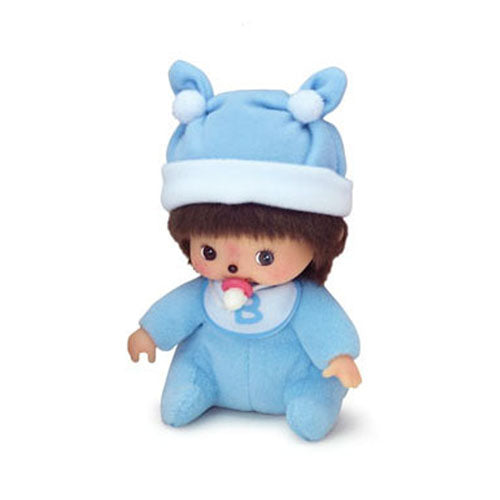 Bebichhichi Doll Boy Sit Monchhichi Japan