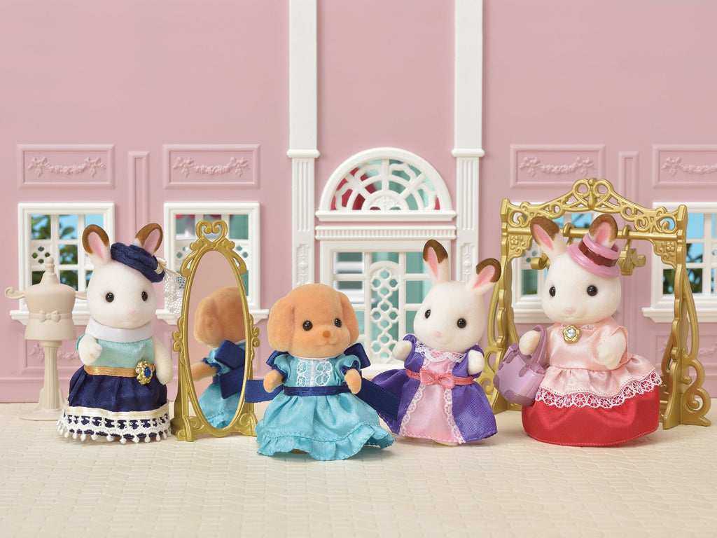 Town Boutique Fashion Set TS-08 Sylvanian Families Japan EPOCh