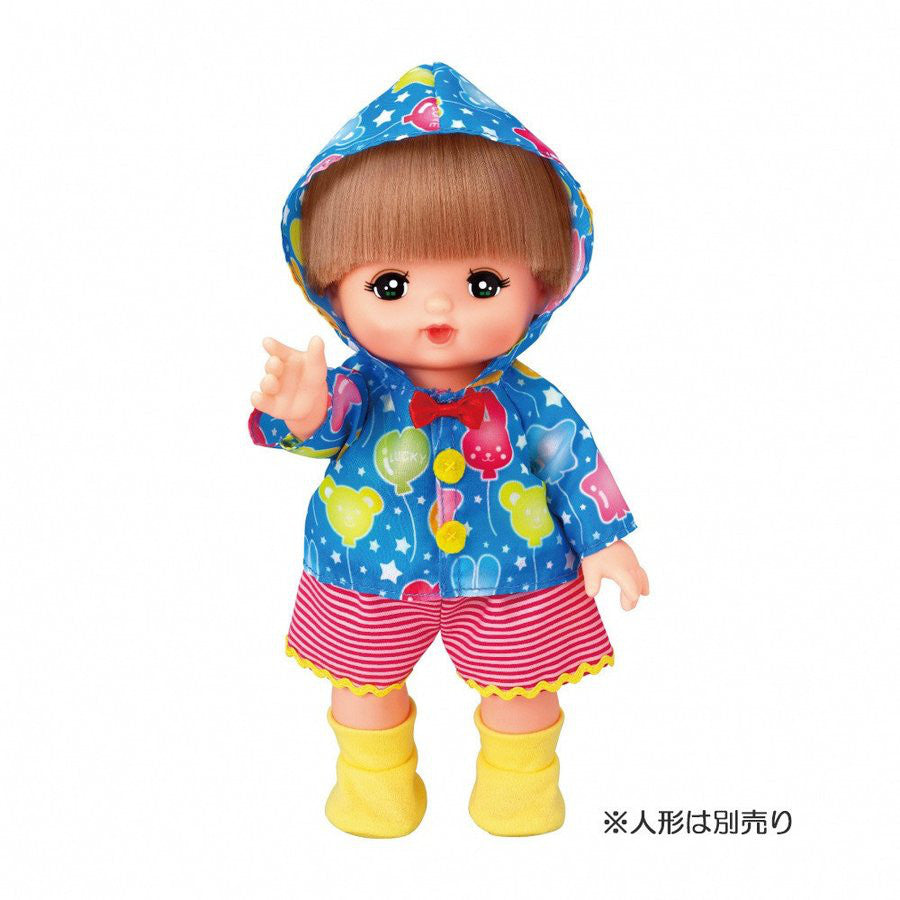 Costume for Mell Chan PVC Hoodie Pilot Japan Pretend Play Toys