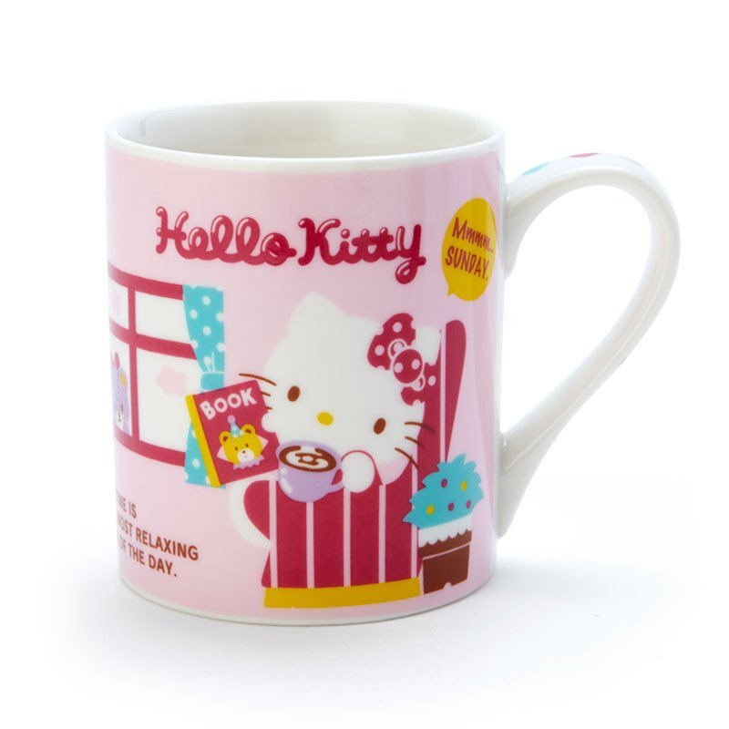 Hello Kitty Mug Cup Room Sanrio Japan