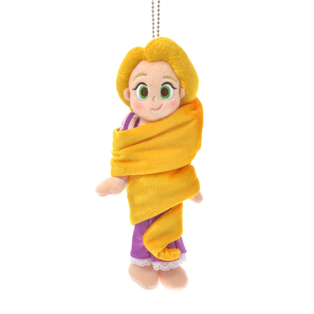 Rapunzel Plush Keychain Tangled 10 Years Disney Store Japan