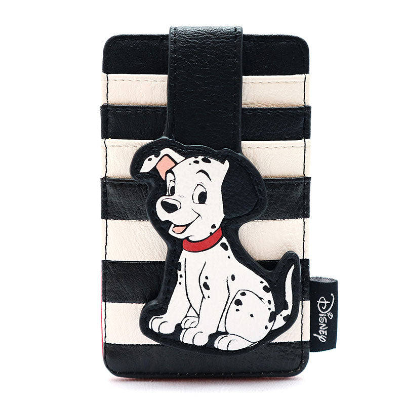 101 Dalmatians Card Case Stripe Loungefly Disney Store Japan