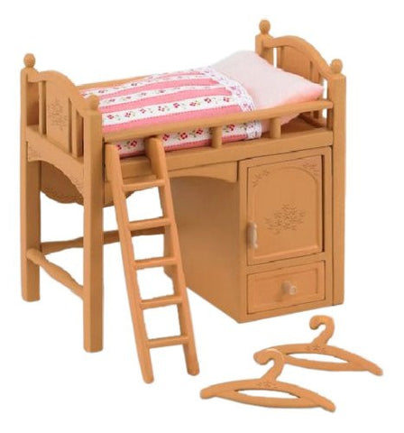 Furniture Loft Bed Ka-314 Sylvanian Families Japan Calico Critters