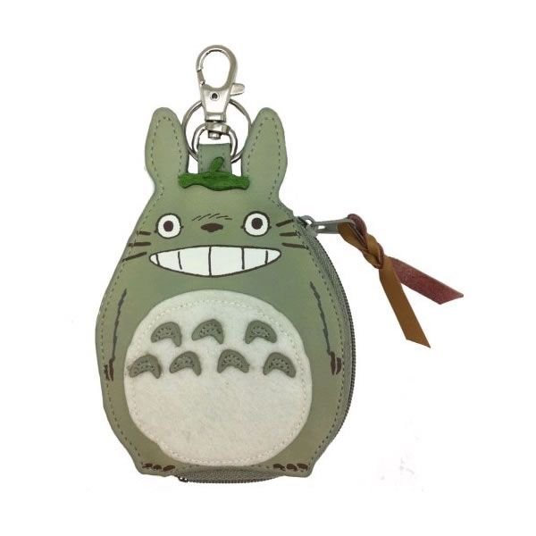 My Neighbor Big Totoro Pouch Die-Cut Studio Ghibli Japan