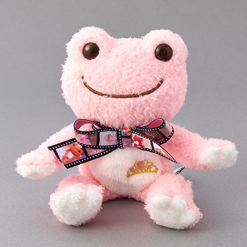 Pickles the Frog Plush Doll Anime Sakura Japan