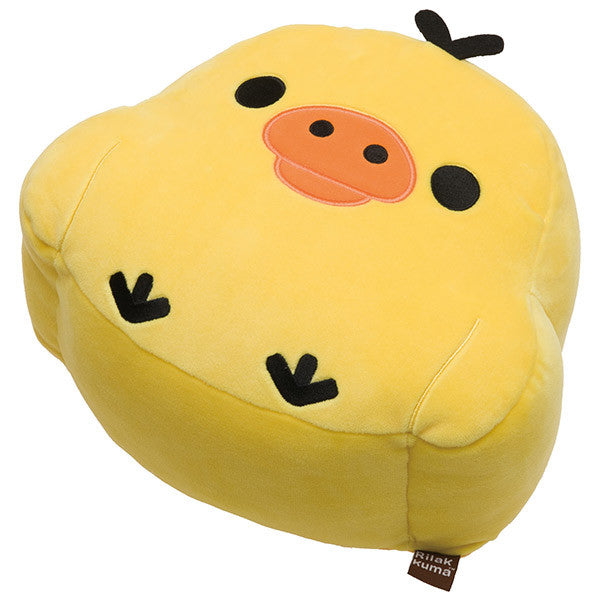 Kiiroitori Yellow Duck Cushion S Super Soft Mocchi- San-X Japan Rilakkuma