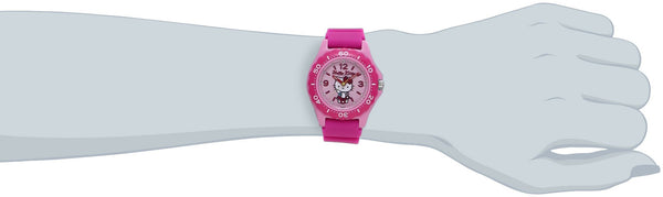 Hello Kitty Wrist Watch Waterproof Pink VQ75-230 CITIZEN Q&Q Japan Sanrio